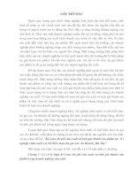 229 Kế toán chi phớ sản Xuất và tớnh giỏ thành sản phẩm tại xí nghiệp chăn nuụi và chế biến thức ăn gia sỳc An Khỏnh_Hà Tõy