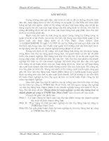 54 Kế toán nghiệp vụ tiêu thu hàng hoá tại Công ty TNHH Sao Thuỷ Tinh