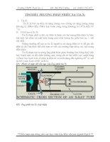 Tìm hiểu phương pháp nhiễu xạ tia X