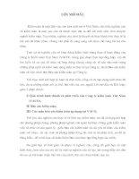 161 Báo cáo thực tập tại Công ty kiểm toán Việt Nam - VACO