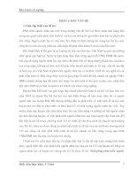 Giaỉ pháp phát triển nguồn nhân lực cho các xã thuộc chương trinh 135
