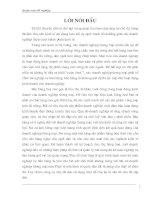 161 Hoàn thiện kế toán nghiệp vụ bán hàng nội địa ở Công ty XNK nông sản thực phẩm Hà Nội