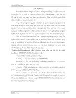 125 Hoàn thiện kiểm toán thuế giá trị gia tăng (VAT) trong kiểm toán báo cáo tài chính do Công ty TNHH KPMG Việt Nam thực hiện