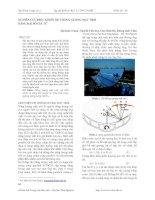 Nghiên cứu điều khiển hệ thống gương mặt trời bằng đại số gia tử