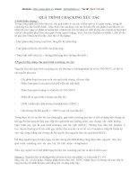 Tìm hiểu quá trình craking xúc tác