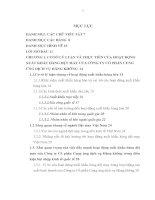 THỰC TIỄN CỦA HOẠT ĐỘNG XUẤT KHẨU HÀNG DỆT MAY CỦA CÔNG TY CỔ PHẦN CUNG ỨNG DỊCH VỤ HÀNG KHÔNG