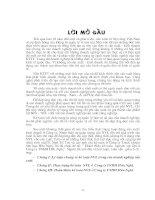 191 Hoàn thiện Kế toán nguyên vật liệu ở Công ty TNHH Hữu Nghị