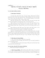Bài giảng Kinh tế ngoại thương 1