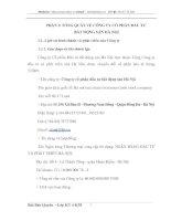 THỰC TRẠNG TỔ CHỨC BỘ MÁY KẾ TOÁN VÀ  HỆ THỐNG KẾ TOÁN TẠI CÔNG TY CPĐT BẤT ĐỘNG SẢN HÀ NỘI