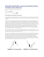 Đồ thị hình nến Nhật Bản - Japanese Candlestick Charting Techniques Steve nison 10