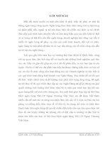 MỘT SỐ GIẢI PHÁP VÀ KIẾN NGHỊ NHẰM NÂNG CAO HIỆU QUẢ HOẠT ĐỘNG ĐẦU TƯ VÀ QUẢN LÍ ĐẦU TƯ TẠI SỞ GIAO DỊCH NH TMCP NTVN