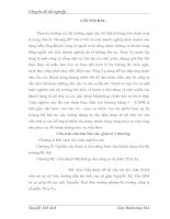 253 KHẢO SÁT SỰ THỎA MÃN CỦA KHÁCH HÀNG VÀ ÁP DỤNG TRONG HOÀN THIỆN QUY TRÌNH PHỤC VỤ KHÁCH HÀNG TẠI CÔNG TY DỊCH VỤ MARKETING TCM