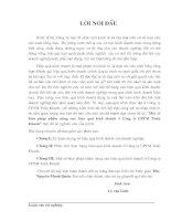 176 Nâng cao hiệu quả kinh doanh tại Công ty cổ phầnThương mại Tuấn Khanh