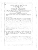 563 Phân tích quá trình đàm phán và ký kết , tổ chức thực hiện hợp đồng xuất khẩu tại công ty Packsimex