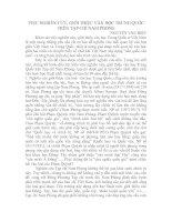Việc nghiên cứu, giới thiệu văn học Trung Quốc trên tạp chí Nam Phong