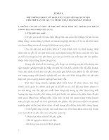 HỆ THỐNG HOÁ VỀ MẶT LÝ LUẬN VỀ HẠCH TOÁN CHI PHÍ SẢN XUẤT VÀ TÍNH GIÁ THÀNH SẢN PHẨM