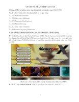 tài liệu mastercam - phần 2
