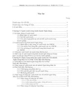 NÂNG CAO NĂNG LỰC CẠNH TRANH CỦA CHI NHÁNH NGÂN HÀNG ĐẦU TƯ VÀ PHÁT TRIỂN BẮC HẢI DƯƠNG