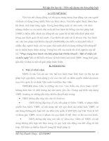 Thực trạng ban hành văn bản pháp luật khiếm khuyết - Một số nhận xét và kiến nghị