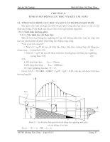 Thiết kế máy cắt tấm - chương 5