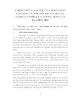 661 Hoạch định chiến lược Marketing cho sản phẩm REMET của Công ty TNHH Ngũ Hành