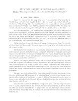 Thực trạng sản xuất, chế biến và tiêu thụ nhãn Lồng ở tỉnh Hưng Yên