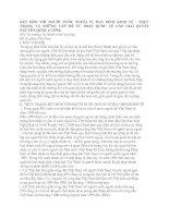KẾT HÔN VỚI NGƯỜI NƯỚC NGOÀI VÌ MỤC ĐÍCH KINH TẾ - THỰC TRẠNG VÀ NHỮNG VẤN ĐỀ TƯ PHÁP QUỐC TẾ CẦN GIẢI QUYẾT NGUYỄN QUỐC CƯỜNG