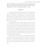 Phân tích sự giống và khác nhau về điểm nhìn bên trong và điểm nhìn bên ngoài của ba tác phẩm : Ba người khác( Tô Hoài), Văn khoa chân dung kí( Hữu Đạt) và Lê Vân- Yêu và sống ( Bùi Mai Hạnh - Lê Vân)