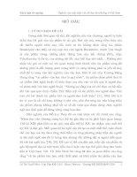tìm hiểu quá trình tiếp nhận và diễn dịch Tỳ bà hành của Bạch Cư Dị, Phong Kiều dạ bạc của Trương Kế ở Việt Nam theo từng giai đoạn khác nhau
