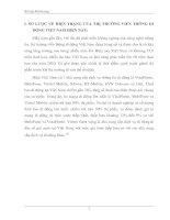 667 Chiến lược định vị thương hiệu Tomato của Viettel (Bài tập marketing)
