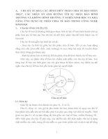 A.CHU KỲ TẾ BÀO, CÁC HÌNH THỨC PHÂN CHIA TẾ BÀO NHÂN THỰC. CÁC NHÂN TỐ ẢNH HƯỞNG TỚI SỰ PHÂN BÀO BÌNH THƯỜNG VÀ KHÔNG BÌNH THƯỜNG. Ý NGHĨA SINH HỌC VÀ KHẢ NĂNG ỨNG DỤNG SỰ PHÂN CHIA TẾ BÀO TRONG CÔNG NGHỆ SINH HỌC