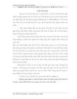GIẢI PHÁP CƠ BẢN ĐỂ THỰC HIỆN KẾ HOẠCH PHÁT TRIỂN KINH TẾ XÃ HỘI 5 NĂM 2006-2010 CỦA HUYỆN VĂN YÊN - YÊN BÁI