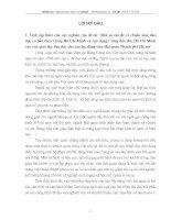 Một số vấn đề về chuẩn mực đạo đức cơ bản theo tư tưởng Hồ Chí Minh và vận dụng tư tưởng đạo đức Hồ Chí Minh vào việc giáo dục đạo đức cho cán bộ, đảng viên Hải quan Thành phố Hà nội