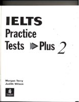 IELTS Practice Test PLUS 2 ( part 1)