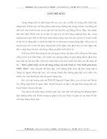 ĐẦU TƯ PHÁT TRIỂN VÀ TỐC ĐỘ TĂNG TRƯỞNG CỦA NỀN KINH TẾ VIỆT NAM 1998-2010