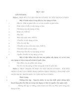 NGUYÊN NHÂN VÀ SỰ CẦN THIẾT PHẢI CHỐNG THẤT THOÁT, LÃNG PHÍ VỐN NGÂN SÁCH TRONG ĐẦU TƯ XÂY DỰNG CƠ BẢN.
