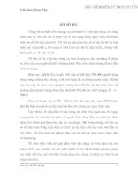 HOÀN THIỆN PHƯƠNG PHÁP XÁC ĐỊNH CHỈ TIÊU SUẤT VỐN ĐẦU TƯ XÂY DỰNG CƠ BẢN KHU CHUNG CƯ, NHÀ CAO TÂNG