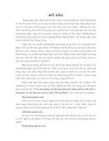 456 Thực trạng và các giải pháp hoàn thiện hoạt động Marketing tại Công ty TNHH Xây Dựng Hoà Thành
