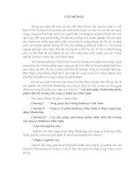 149 Các giải pháp Marketing nhằm phát triển thị trường cho Công ty bánh kẹo Hữu Nghị
