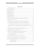 MỘT SỐ GIẢI PHÁP VÀ KIẾN NGHỊ ĐỂ HOÀN THIỆN CÁC BIỆN PHÁP VỀ BẢO ĐẢM TIỀN VAY BẰNG TÀI SẢN TẠI NGÂN HÀNG TMCP KỸ THƯƠNG VIỆT NAM