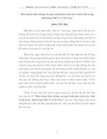MÂU THUẪN BIỆN CHỨNG CỦA QUÁ TRÌNH PHÁT TRIỂN NỀN KINH TẾ THỊ TRƯỜNG ĐỊNH HƯỚNG XÃ HỘI CHỦ NGHĨA Ở VN