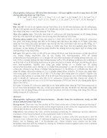 Haemophilus influenzae tiết men beta-lactamase - kết quả nghiên cứu đa trung tâm trên 248 chủng phân lập được tại Việt Nam