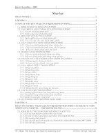 PHÂN TÍCH THỰC TRẠNG QUẢN TRỊ KÊNH PHÂN PHỐI CÁC DỊCH VỤ VIỄN  THÔNG CỦA VIETTEL – CHI NHÁNH HÀ NỘI