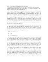 Hoàn thiện chế độ pháp lý về xác lập hợp đồng