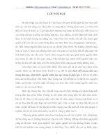 HOÀN THIỆN VIỆC XÁC ĐỊNH NHU CẦU ĐÀO TẠO VÀ PHÁT TRIỂN CỦA CÔNG TY ĐIỆN LỰC I14