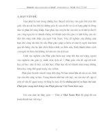 NHỮNG GIÁ TRỊ VÀ HẠN CHẾ CỦA PHẬT GIÁO CÙNG ẢNH HƯỞNG CỦA PHẬT GIÁO TẠI VIỆT NAM HIỆN NAY