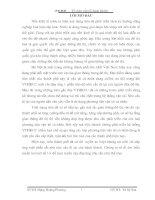HIỆN TRẠNG MẠNG LƯỚI TUYẾN VẬN TẢI HÀNH KHÁCH CÔNG CỘNG BẰNG XE BUÝT TRONG THÀNH PHỐ HÀ NỘI VÀ TỔNG QUAN TUYẾN 14
