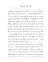 Kế toán tiêu thụ thành phẩm và xác định kết quả kinh doanh tại công ty cổ phần thực phẩm Kinh Đô Sài Gòn