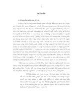 Chất lượng thực hành quyền công tố và kiểm sát điều tra các vụ án hình sự theo yêu cầu cải cách tư pháp của Viện kiểm sát nhân dân cấp huyện trên địa bàn thành phố Hà Nội