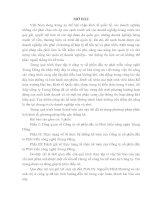 THỰC TRẠNG VỀ TỔ CHỨC HỆ THỐNG KẾ TOÁN CỦA CÔNG TY CP ĐẦU TƯ PHÁT TRIỂN CÔNG NGHỆ TRUNG DŨNG
